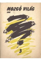 Mozgó Világ 1988/3. szám - Régikönyvek