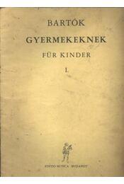 Gyermekeknek I. - Régikönyvek