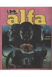 Alfa 1982. augusztus - Régikönyvek