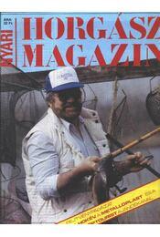 Nyári horgászmagazin 1988. - Régikönyvek