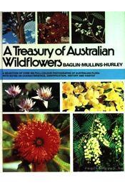 The treasury of Australian wildflowers - Régikönyvek