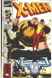 X-men 1993/5 augusztus 10. szám - Régikönyvek