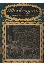Tündérujjak 1926. augusztus 16. szám - Régikönyvek