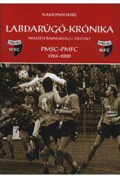 Labdarúgó-krónika 1984-2000 - Régikönyvek
