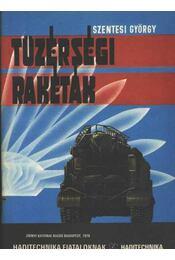 Tüzérségi rakéták - Régikönyvek