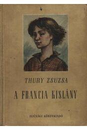 A francia kislány - Régikönyvek