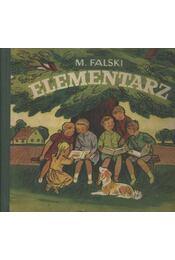 Elementarz - Régikönyvek