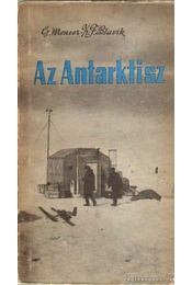 Az Antarktisz - Régikönyvek