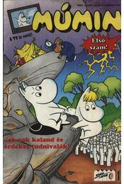 Múmin 1993/1 február - Régikönyvek