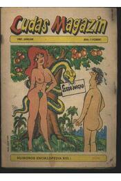 Ludas Magazin 1987. január - Régikönyvek