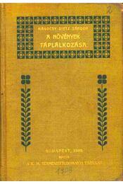 A növények táplálkozása - Régikönyvek