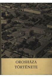 Orosháza története és néprajza I-II. kötet - Régikönyvek