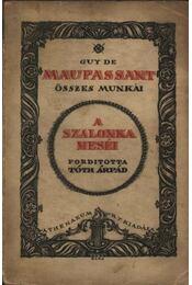 A szalonka meséi - Régikönyvek