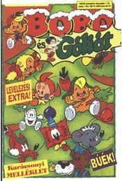 Bobo és Góliát 1994/6 november-december 15. szám - Régikönyvek