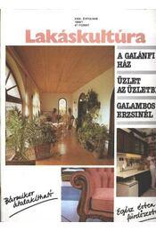 Lakáskultúra 1988. évf. (teljes) - Régikönyvek