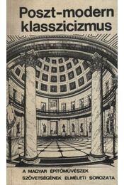 Poszt-modern klasszicizmus - Régikönyvek