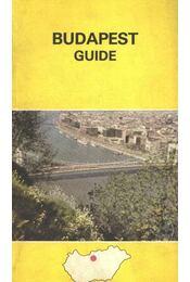 Budapest guide - Régikönyvek