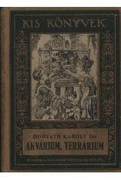 Akvárium, terrárium - Régikönyvek
