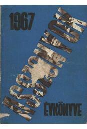 Asszonyok évkönyve 1967 - Régikönyvek