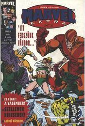 Marvel 1993/3. június 3. szám - Régikönyvek