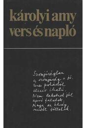 Vers és napló - Régikönyvek
