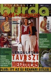 Burda 1999/3. március - Régikönyvek
