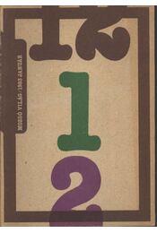 Mozgó Világ 1983/1. - Régikönyvek