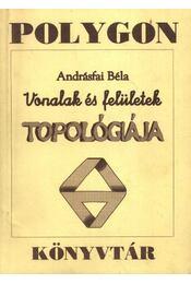 Vonalak és felületek topológiája - Régikönyvek