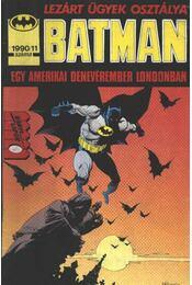 Batman 1990/11. - Régikönyvek