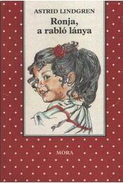 Ronja, a rabló lánya - Régikönyvek