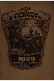 A Magyarság évkönyve 1929. - Régikönyvek
