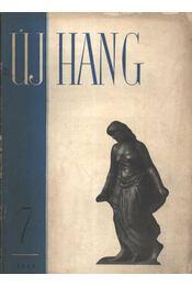 Új Hang 1956/7. sz. - Régikönyvek