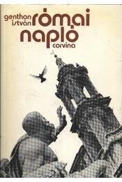 Római napló - Régikönyvek