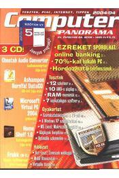 Computer panoráma 2004/4. - Régikönyvek