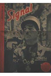 Signal 1943. aug. 2. füzet - Régikönyvek