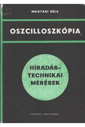 Oszcilloszkópia - Régikönyvek
