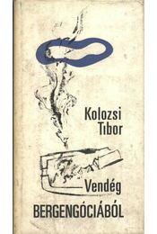 Vendég Bergengóciából - Régikönyvek
