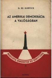 Az amerikai demokrácia a valóságban - Régikönyvek