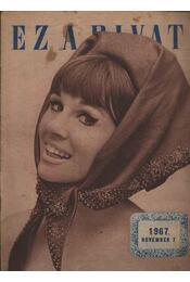 Ez a divat 1967. év (hiányos) - Régikönyvek