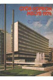 Győr-Sopron megye 1974 - Régikönyvek