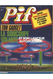 Pif 910. - Régikönyvek