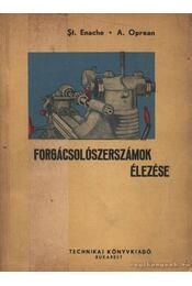 Forgácsolószerszámok élezése - Régikönyvek