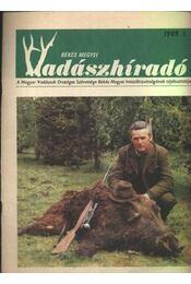 Békés megyei Vadászhíradó 1989/1. - Régikönyvek