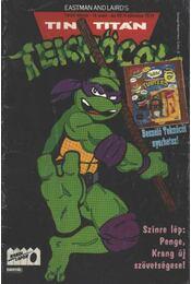 Tini Titán Teknőcök 1993/2 február 19. szám - Régikönyvek