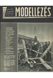 Modellezés 1980. évfolyam - Régikönyvek