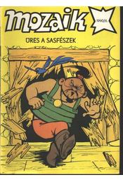 Üres a sasfészek (Mozaik 1990/6.) - Régikönyvek