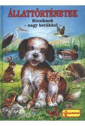 Állattörténetek - Régikönyvek