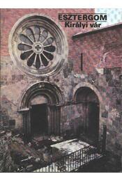 Esztergom - Királyi vár - Régikönyvek