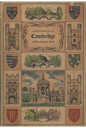 Ackermann's Cambridge - Régikönyvek