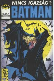 Batman 1990/6. szám - Régikönyvek
